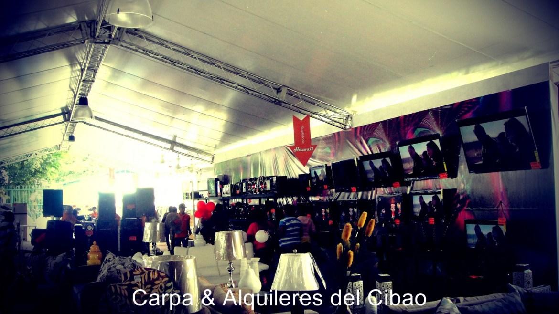 Carpa & Alquileres del Cibao (1)