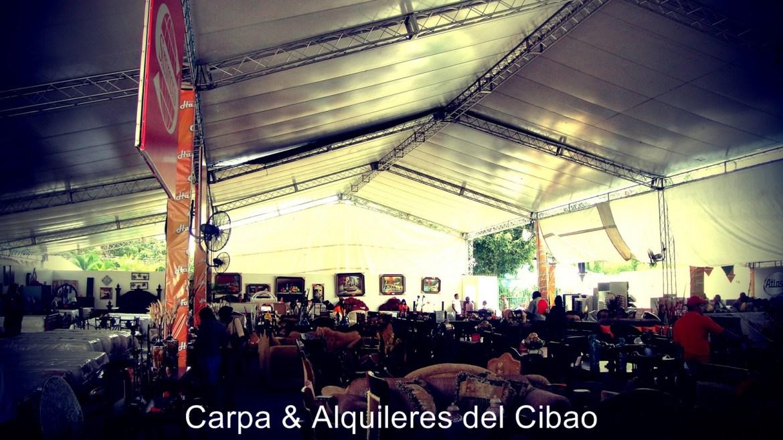 Carpa & Alquileres del Cibao (2)